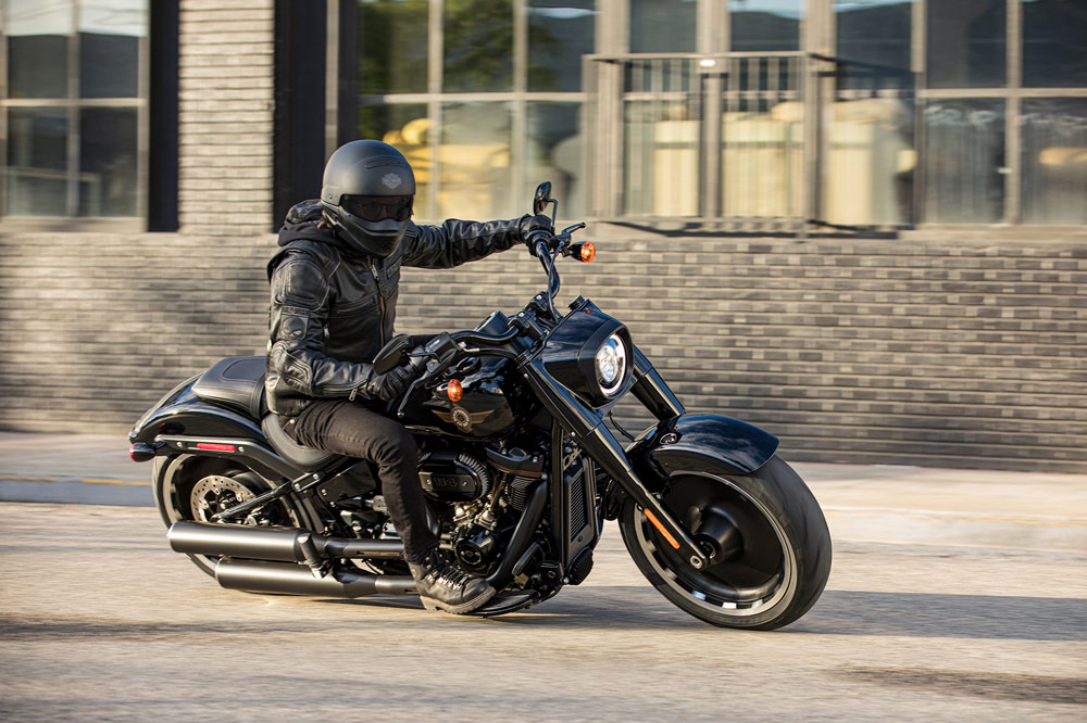 Harley Davidson Fat Boy 30 Aniversario