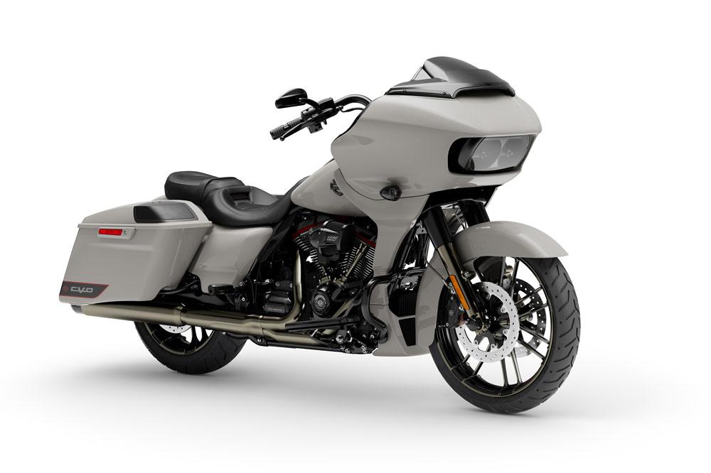 La Harley Davidson Road Glide CVO tiene uno de los sistemas de audio más avanzados del mercado