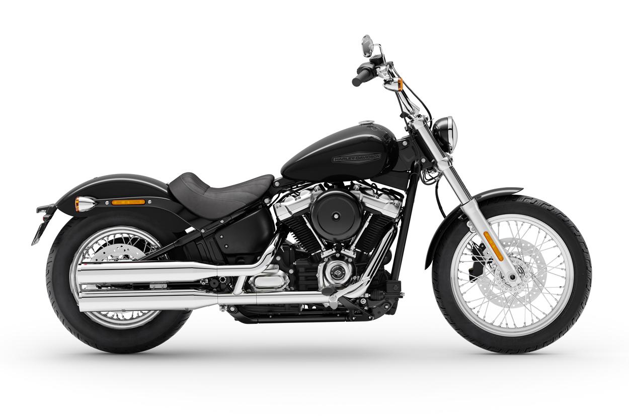 Las Harley Davidson Softail Standard son un perfecto lienzo para hacer tu moto custom