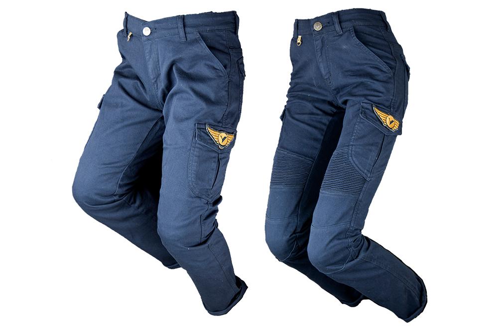 Pantalones Mixed para moto de By-City