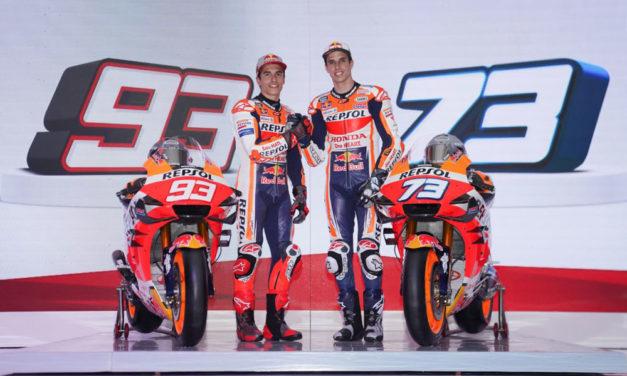 El Repsol Honda HRC presenta su equipo 2020 para MotoGP