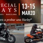 Harley Davidson celebra sus Special Days en el Ace Cafe Barcelona