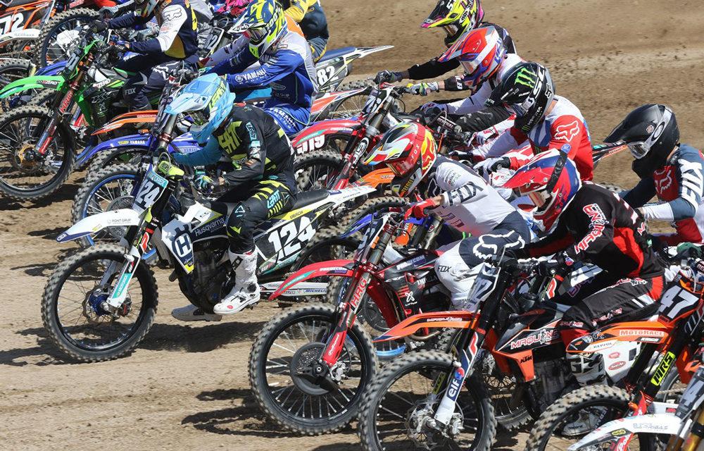 La Federación Española de Motociclismo suspende la actividad deportiva de marzo