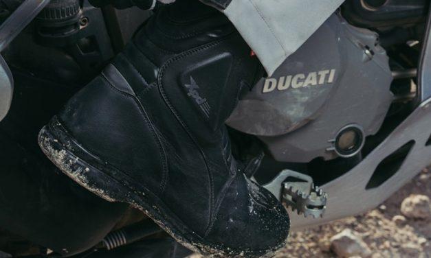 Las botas para moto XPD llegan a España