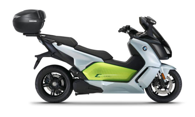 Equipamiento SHAD para tu moto eléctrica