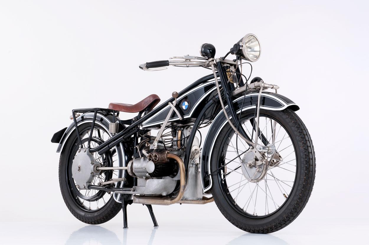 BMW R 32 de 1922