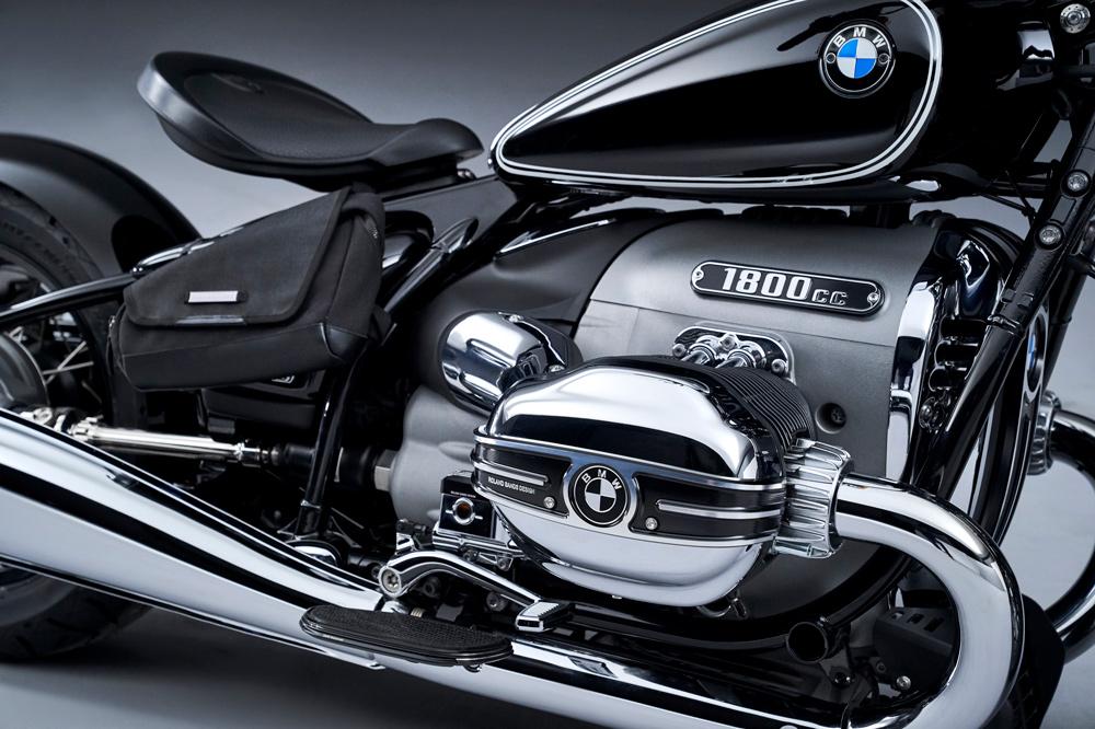 BMW ha colaborado con algunas de las mejores firmas de accesorios para motos