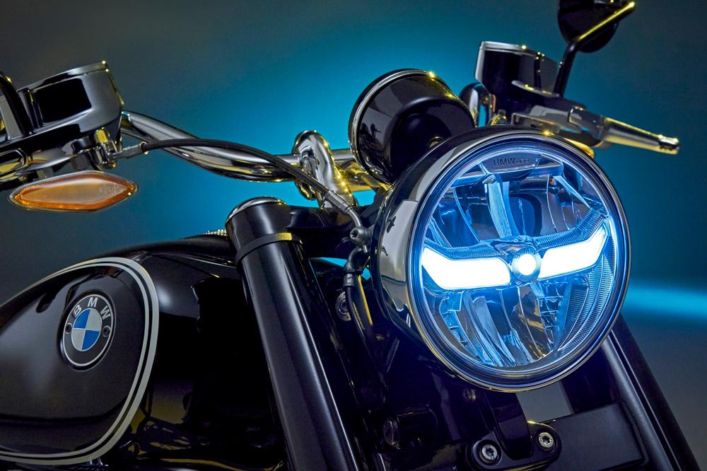 Faro delantero de LED de la BMW R 18
