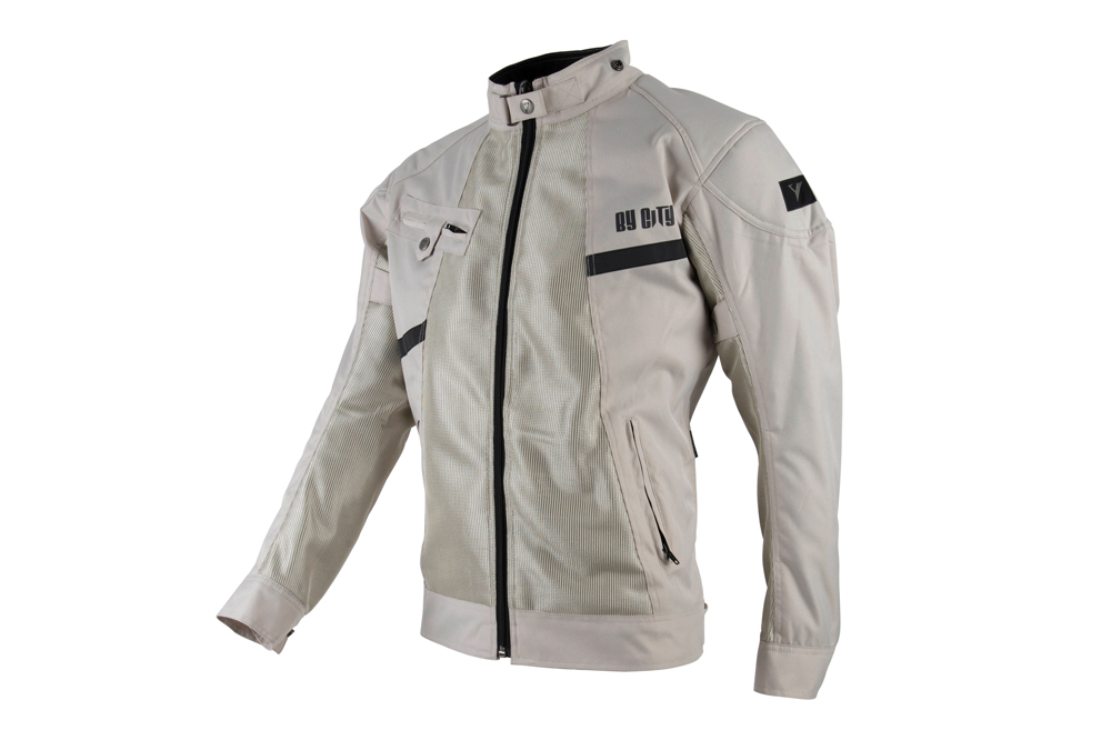 Chaqueta Summer Route de By City en blanco