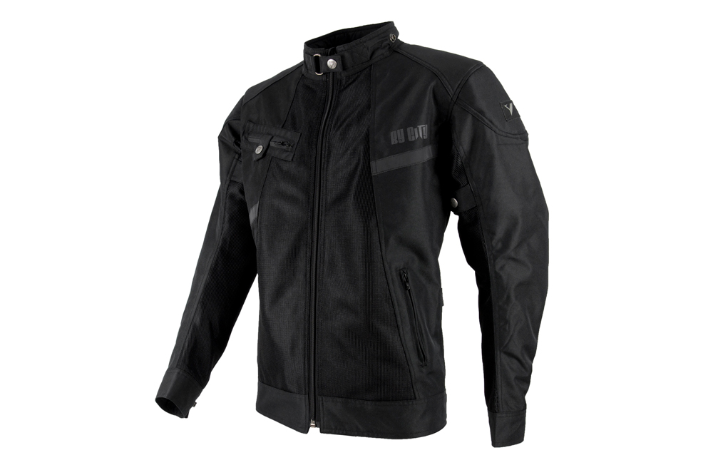 Chaqueta Summer Route de By City en negro