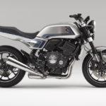 Honda CB-F Concept, vuelta a los orígenes de una legendaria moto