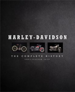 Harley Davidson The Complete History