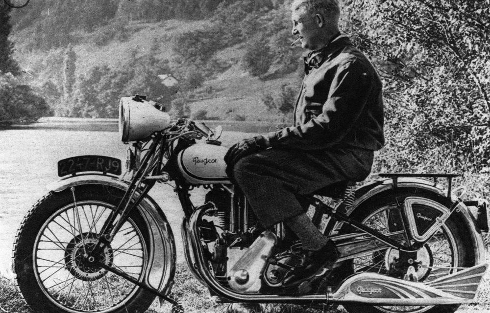 La historia de Peugeot Motos