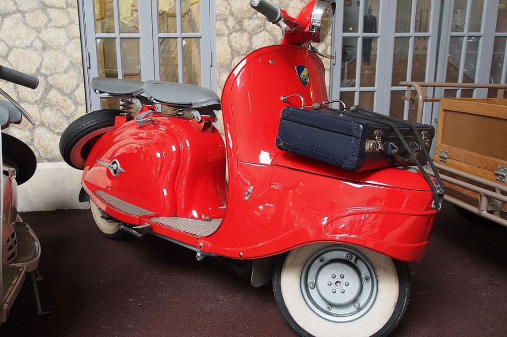 Tras la Segunda Guerra Mundial los scooter motorizaron a media Europa