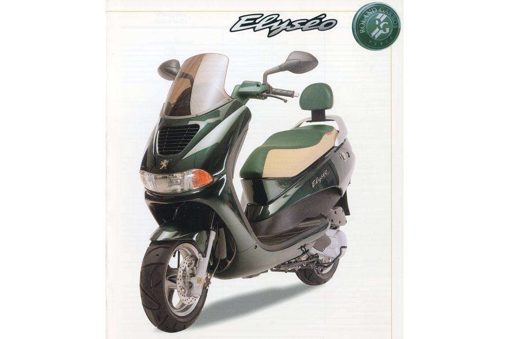 Peugeot Elyseo, llegamos a los años 2000