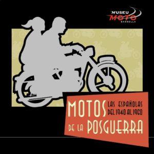 Las motos españolas de la postguerra