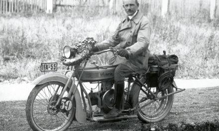 100 años del motor bóxer de BMW