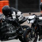 Triumph prepara el desembarco de la nueva Daytona