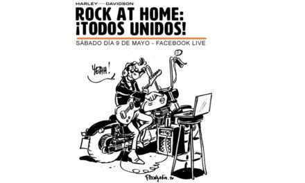 Noche solidaria Harley Davidson