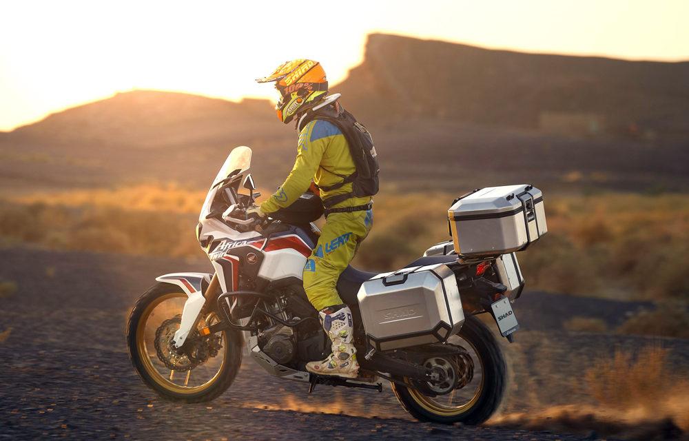 SHAD, ingeniería y diseño al servicio de tu moto