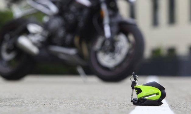 El antirrobo Netlock de Luma te conecta con tu moto