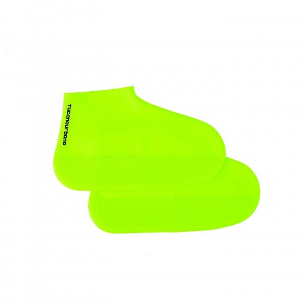 Cubre botas Footerine Tucano Urbano en color flúor