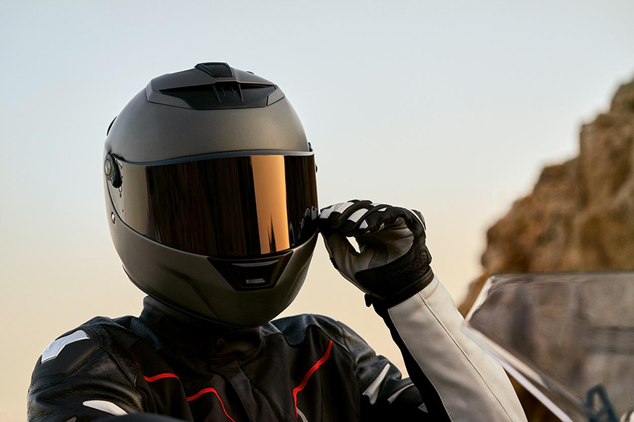 Durante la Fase 1 de la desescalada se exigirá el uso de casco integral con pantalla