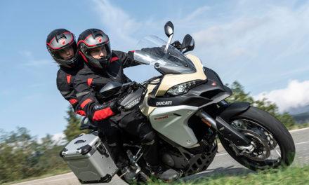 Podrán ir dos personas en moto durante la Fase 1 de la desescalada