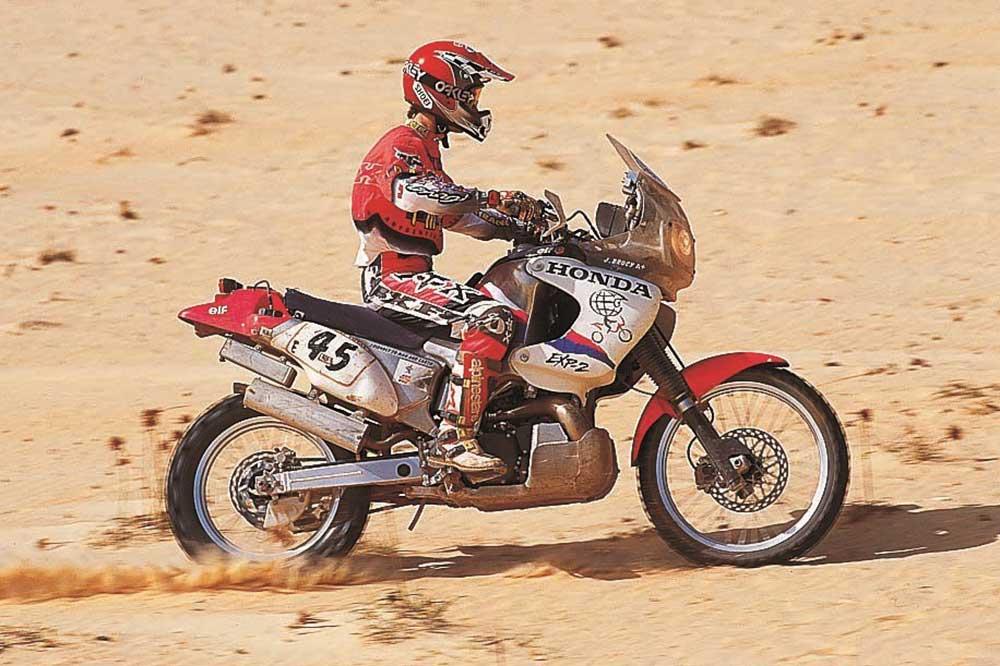 Honda EXP 2 de 1995