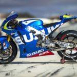 Cuando Suzuki decidió volver a los Grandes Premios