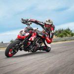 Ducati Hypermotard 950 RVE con terminación Graffiti