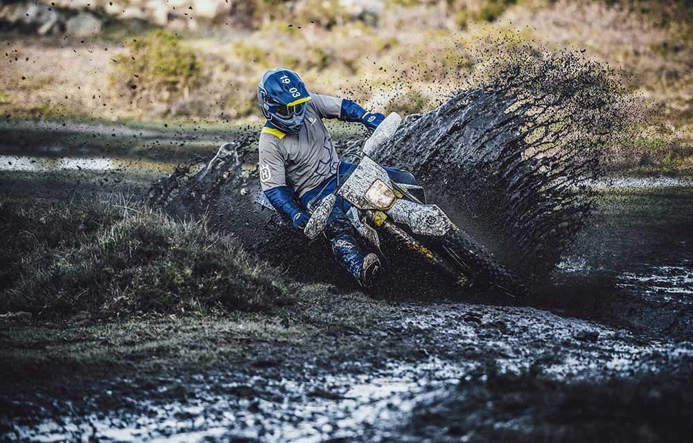 Husqvarna presenta su gama de motos de enduro 2021