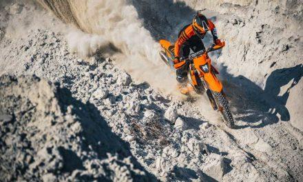 Gama KTM Enduro 2020
