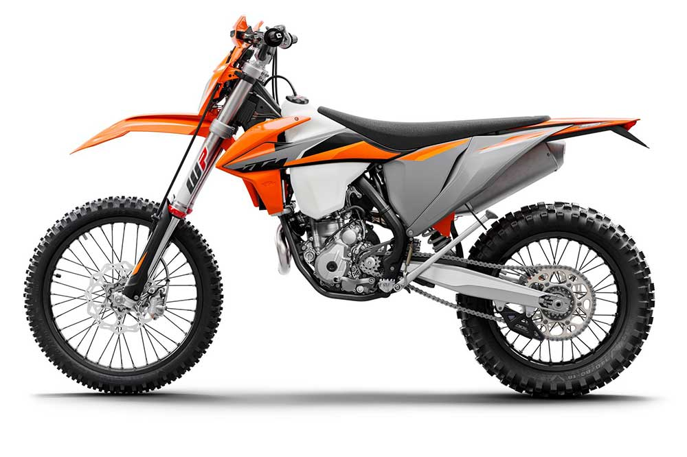 KTM 350 EXC F 2021