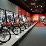 Exposición 75 años de Montesa