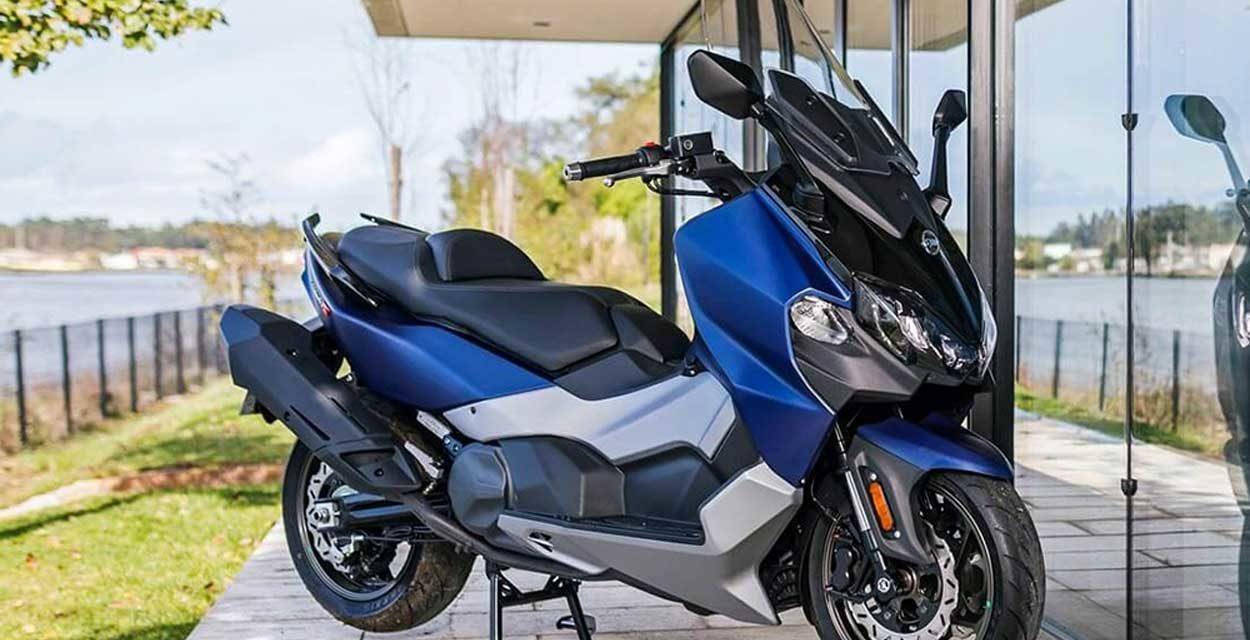 SYM Maxsym TL, el nuevo scooter deportivo ya está a la venta
