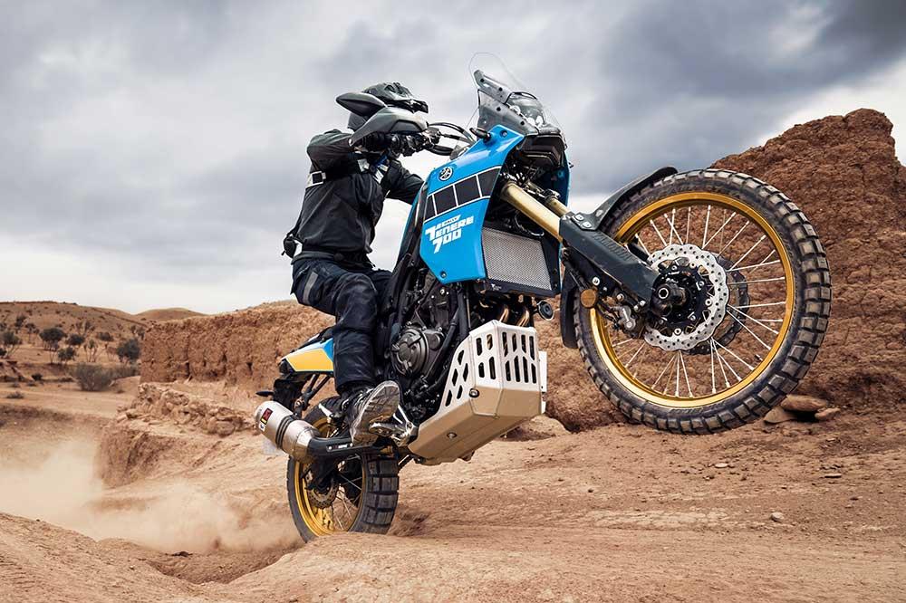 La Yamaha Tenere 700 tendrá un precio de 11.499 euros