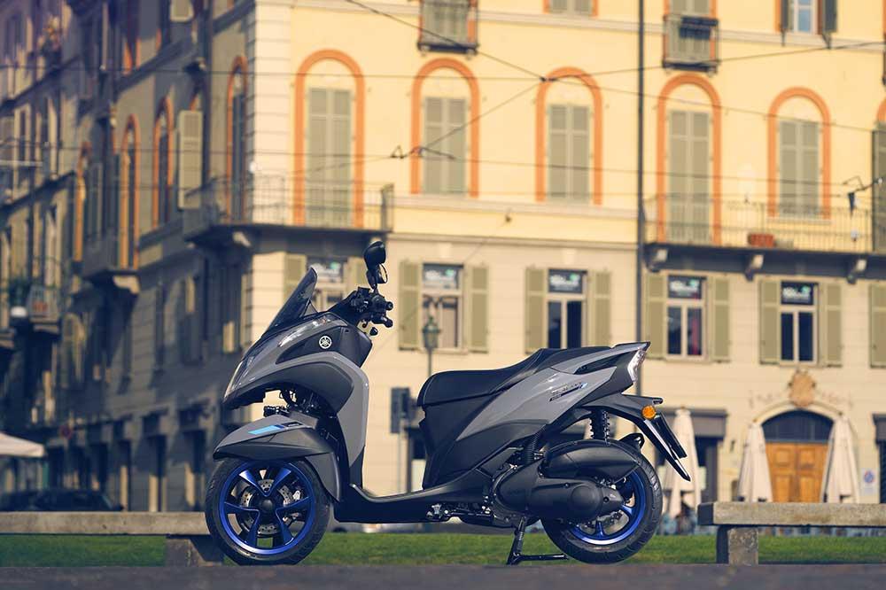 Nosotros te recomendamos un seguro a todo riesgo para tu nuevo Yamaha Tricity 300