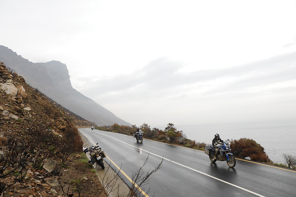 Africa Twin TERCER ADVENTURE ROADS TOUR EN 2021