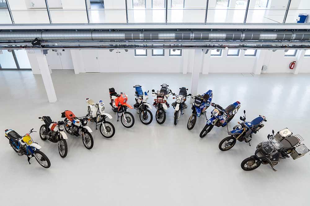 Este año se cumplen los primeros 40 años de la BMW GS, para muchos la mejor moto trail de la historia