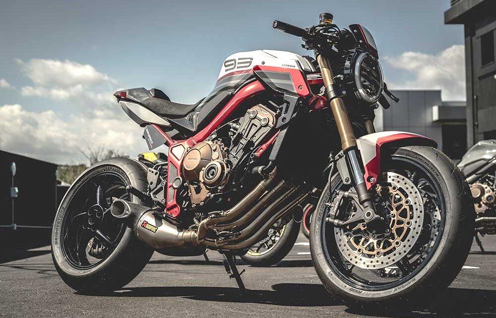 Mototrofa y Fenix, vencedoras de la II Edición del Honda Garage Dreams Constest