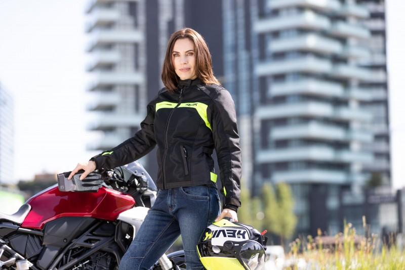 Chaquetas moto verano Scirocco de Hevik