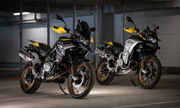 BMW F 850 y 750 GS 2021, nuevos colores y equipamiento