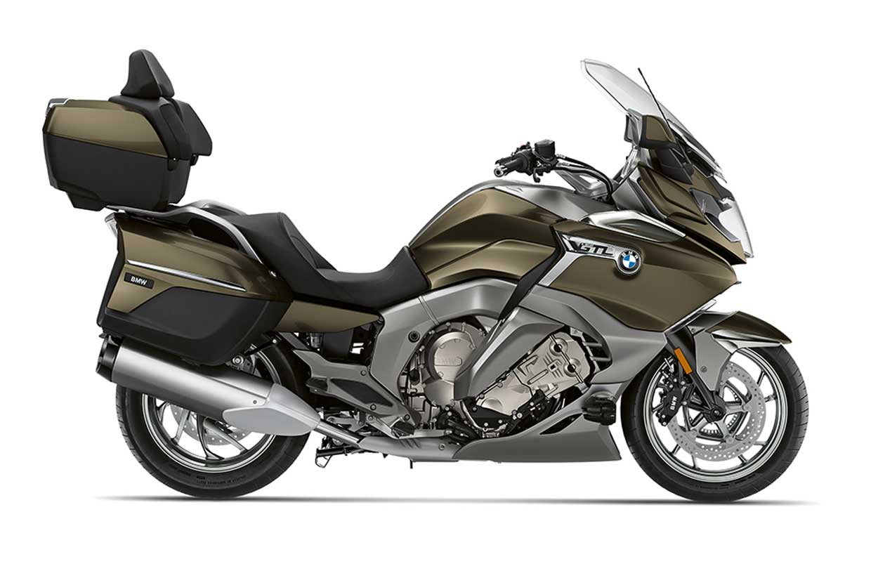 BMW K 1600 GTL Manhattan Metallic