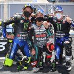 Yamaha arrasa en el GP de Andalucía en MotoGP
