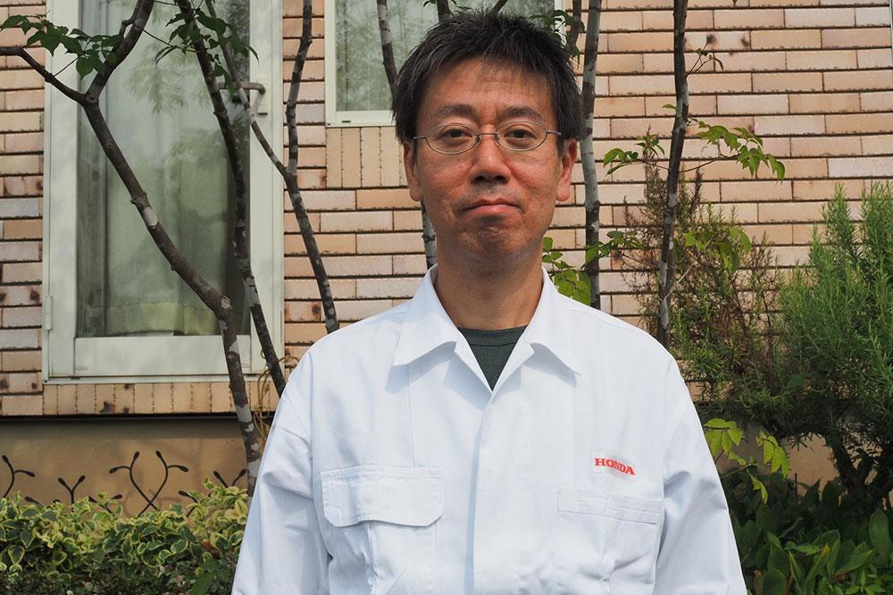 Dai Arai, ingeniero jefe de Honda DCT