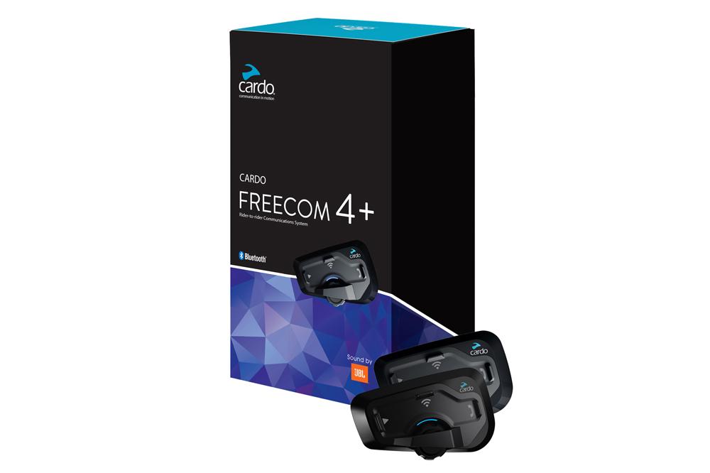 Intercomunicador FREECOM 4 + de Cardo