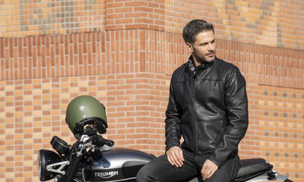 Nuevas chaquetas y guantes de piel de Tucano Urbano