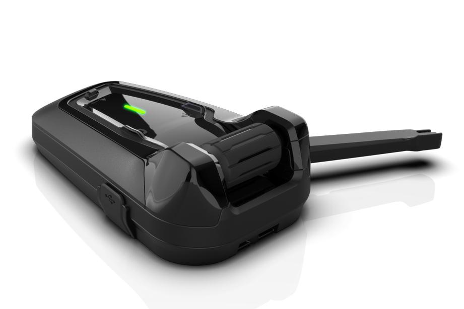Intercomunicador PACKTALK BLACK de Cardo Systems
