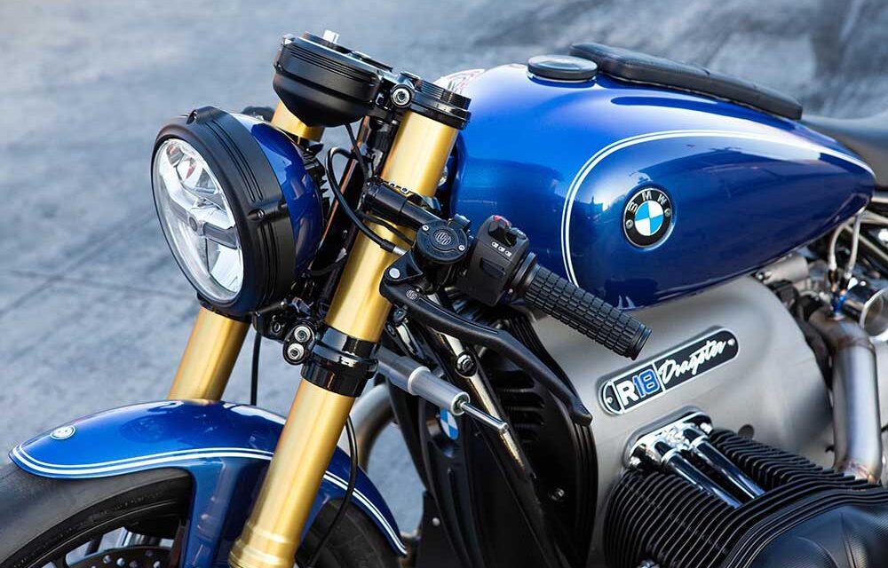 Roland Sands personaliza una BMW R18 Dragster